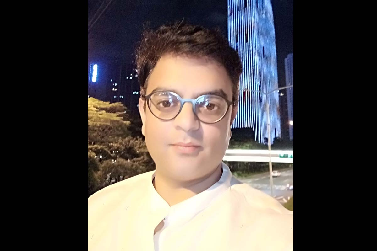 Dr Gaurav Sharma, Shoolini University, Solan, Himachal Pradesh