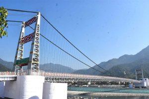 Rishikesh gets new suspension bridge, all set to become selfie hotspot