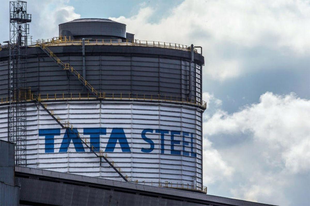 Tata Steel profit halves, in talks for sale of Dutch unit