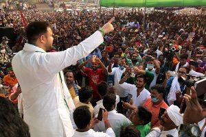 'Can't I come into politics from Cricket?' Tejashwi Yadav on Nitish Kumar's cricket jibe