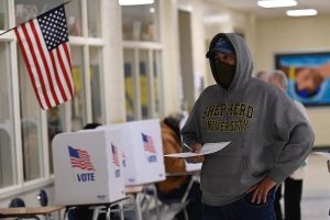 US Election 2020: Polls open in New York, New Jersey, Virginia