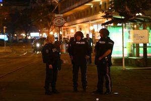 Gunmen opens fire at multiple locations across central Vienna; 2 dead
