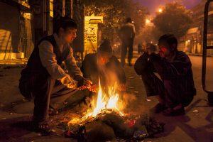 Delhi records minimum November temperature at 6.9 degrees Celsius, lowest in 17 years