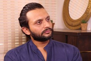 Zeeshan Ayyub: 'A Simple Murder' gave me a chance to be someone new