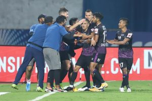 ISL: Odisha FC rally back to hold NorthEast United 2-2 in thriller