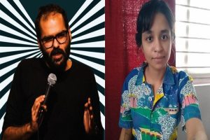 SC issues contempt notice to comedian Kunal Kamra, cartoonist Rachita Taneja