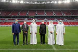 External Minister S Jaishankar visits FIFA World Cup 2022 venue in Qatar