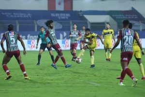 ISL: Hyderabad FC remain unbeaten as ATK Mohun Bagan held for second time