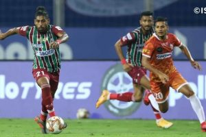 ISL: Roy Krishna's late penalty helps ATK Mohun Bagan beat FC Goa 1-0
