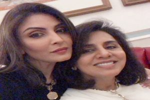 Neetu Kapoor tests negative for Covid, says daughter Riddhima