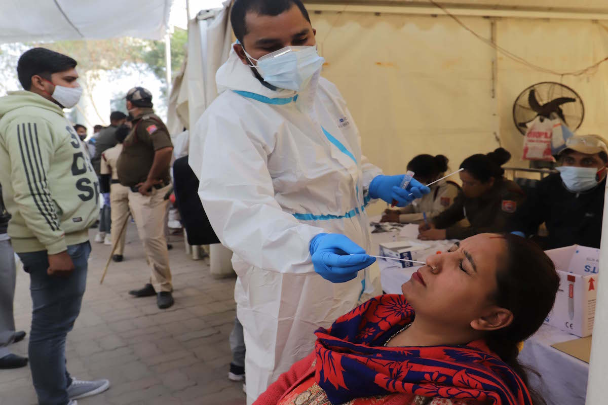 Delhi coronavirus infections, Coronavirus COVID-19, COVID recovery rate,