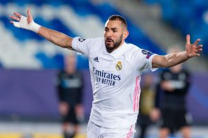 Champions League: Karim Benzema takes Real Madrid through to Round of 16; Inter Milan out