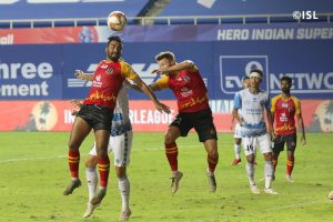 ISL: Jamshedpur FC fail to tame 10-men SC East Bengal as they play goalless draw