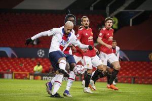 Champions League: Neymar scores brace as PSG finally end Manchester United curse