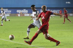 SC East Bengal's ISL curse continues as NorthEast United FC ride their luck to 2-0 win