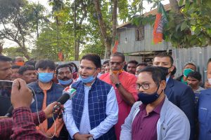 BJP-TMC blame game over protester's death