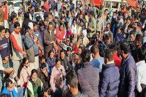 Mixed response of Bharat Bandh in Uttarakhand