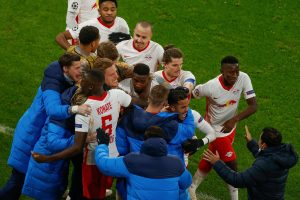 Champions League: RB Leipzig through to knockouts, sends Manchester United on verge of exit