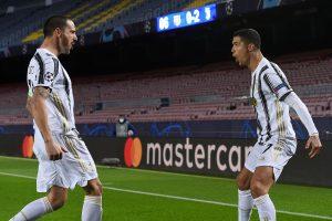 Champions League: No stopping Barcelona's crisis as Juventus thrash them 3-0