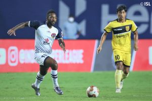 ISL: Jacques Maghoma's brace in vain as Hyderabad FC rally to beat SC East Bengal 3-2