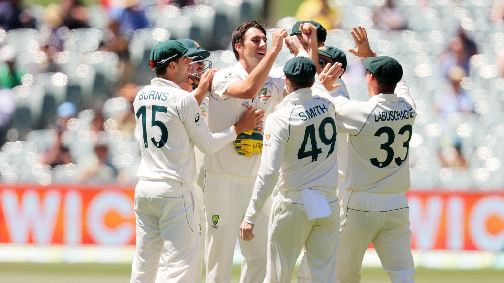 Australia Turn Pink Ball Test On Its Head Beat India By 8 Wickets To Go 1 0 Up