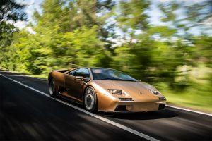 Lamborghini marks 30th Anniversary of the Diablo