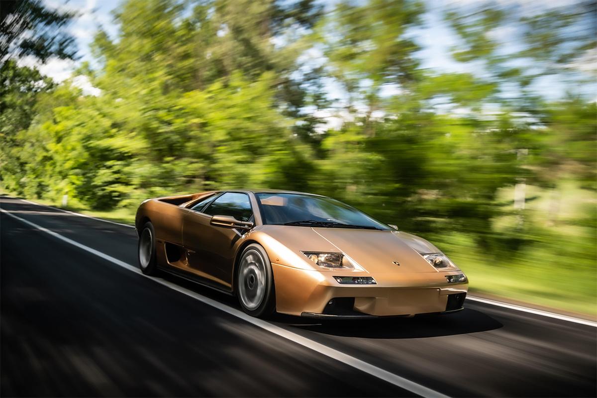 Lamborghini, Diablo
