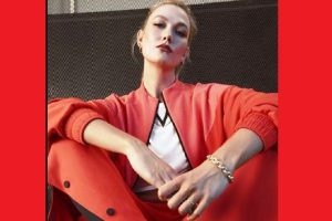 adidas and American supermodel Karlie Kloss co-create first activewear collection