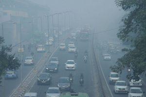 With AQI at 381, Delhi's air quality nears 'severe' zone