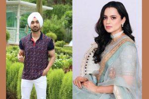 Diljit Dosanjh hits back at Kangana Ranaut's latest jibe