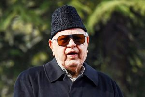 Farooq calls for protection of J&K linguistic heritage