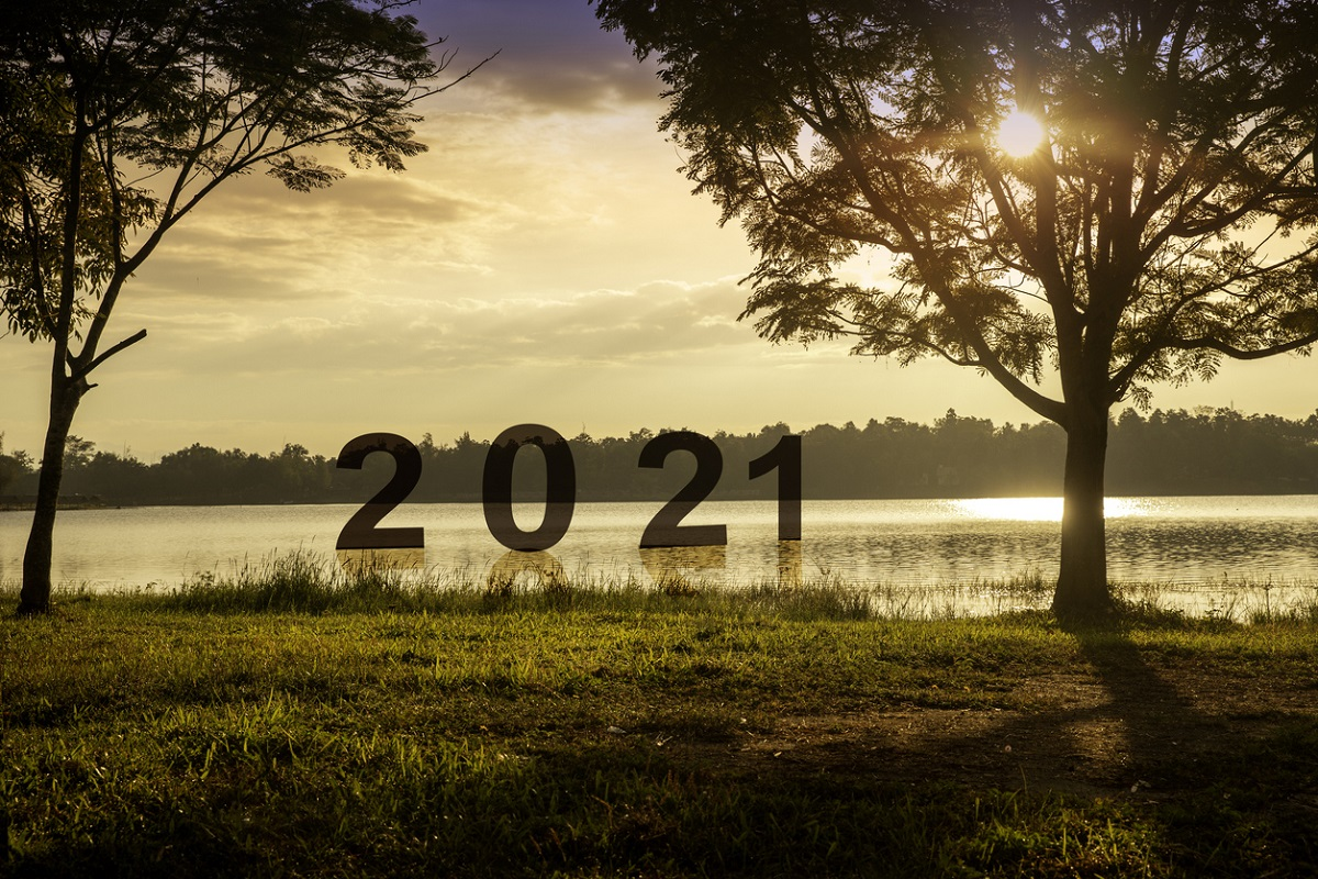 Happy New Year 2021: New Year wishes and images for your ...