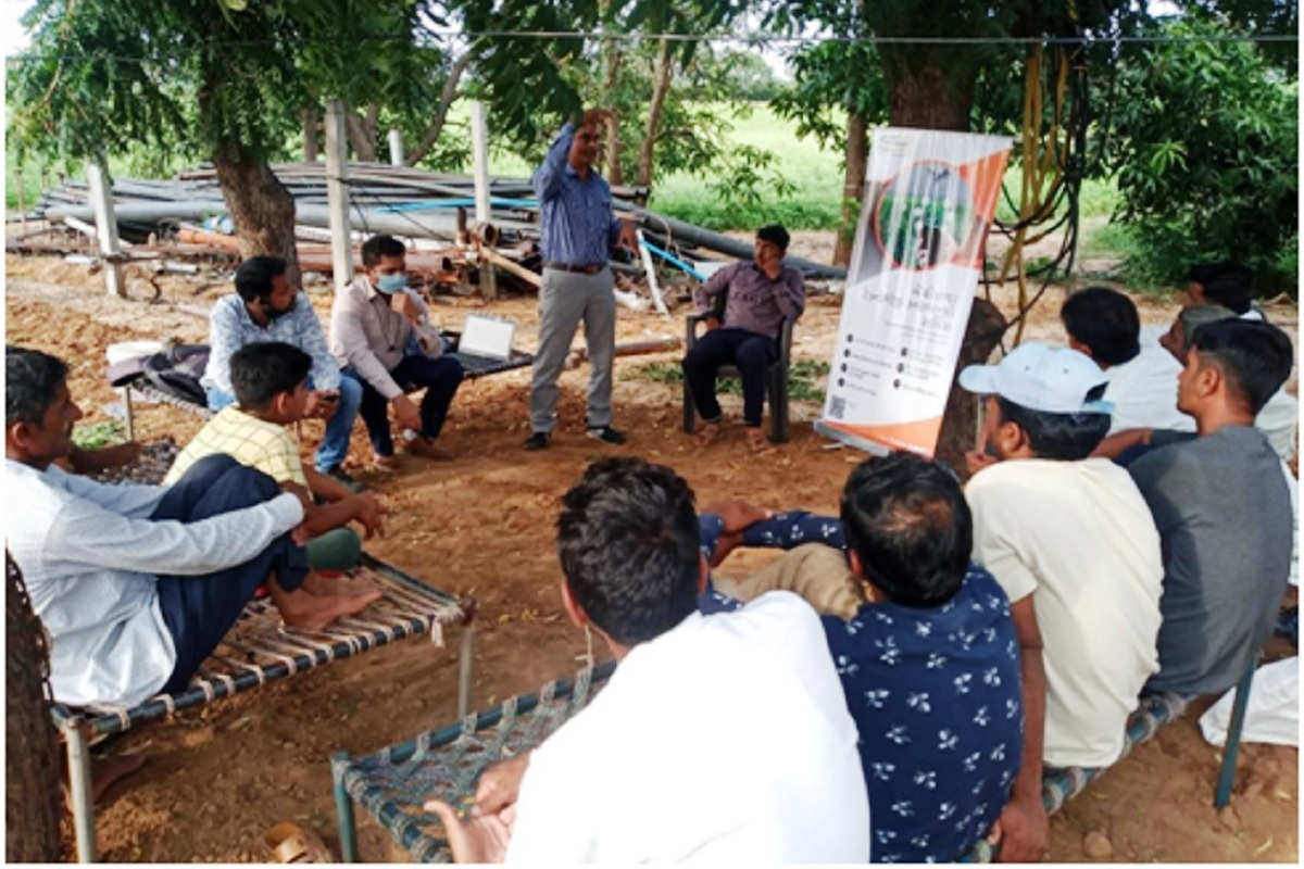 IFFCO KISAN, NABARD Project, NABARD, Gujarat farmers