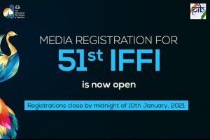 Media registration for 51st IFFI opens
