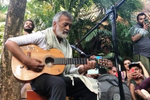 Lucky Ali's surprise performance goes viral
