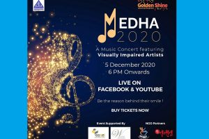 MEDHA 2020 showcases talents of visually impaired to celebrate World Disability Day