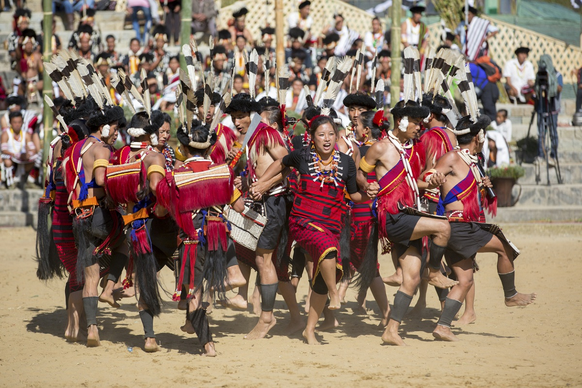 Nagaland, Narendra Modi, Nagaland Statehood Day, India