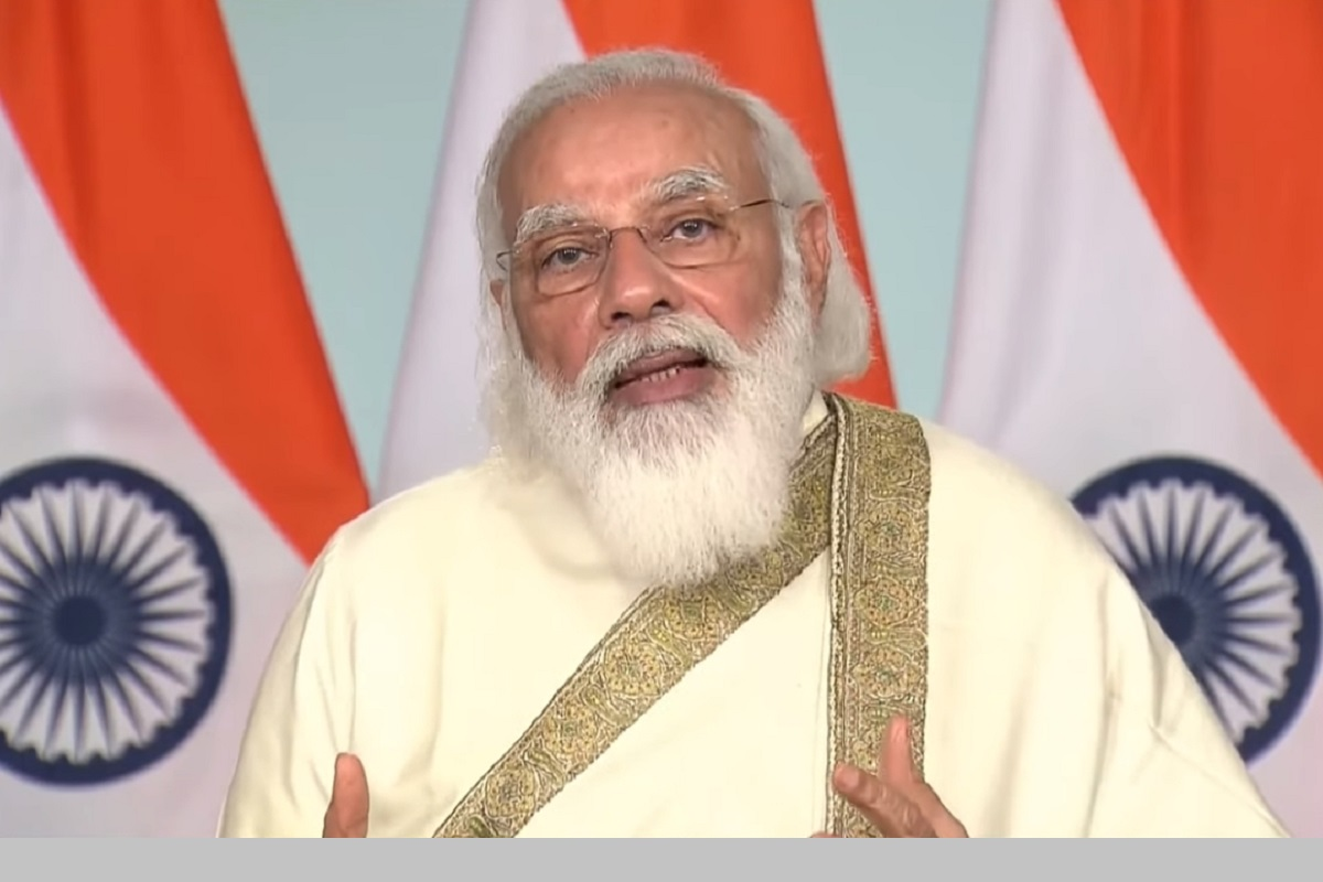 Political Diary, Narendra Modi, BJP, Covid sewa