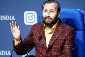 'Covid vaccine to be available in India soon': Prakash Javadekar