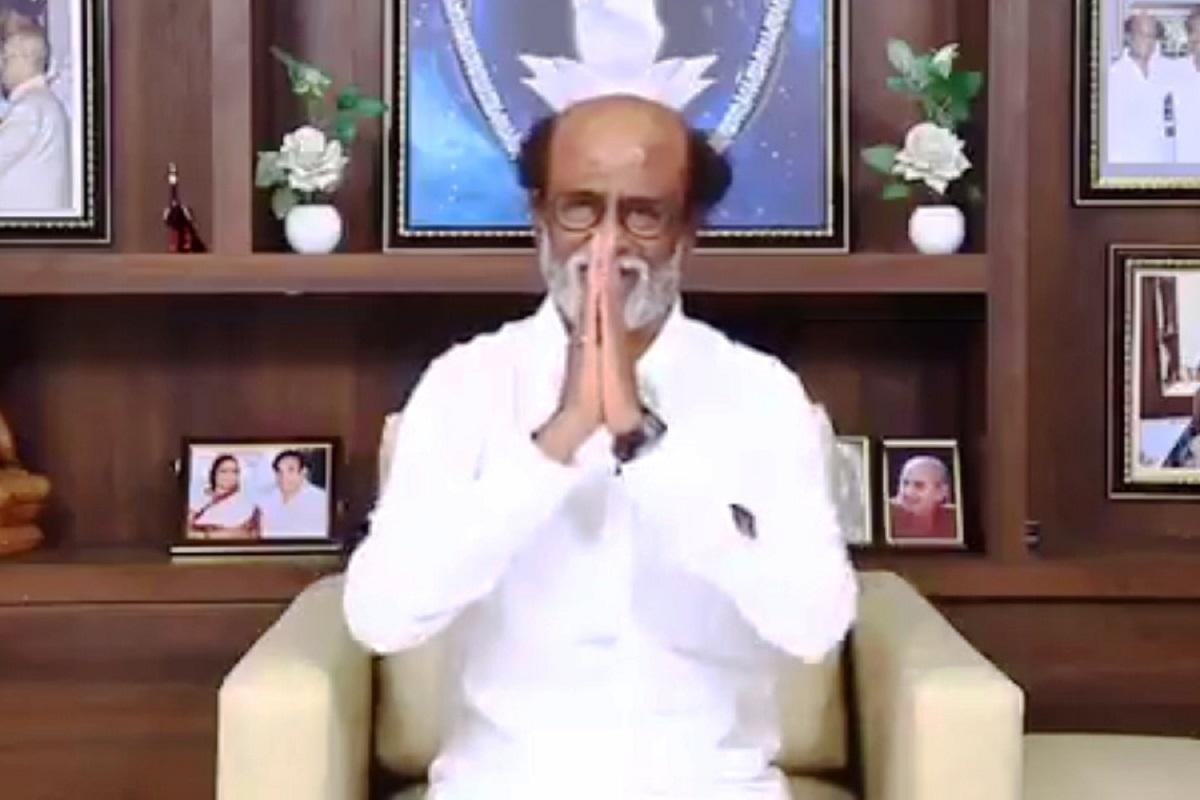 Rajinikanth, Rajini Makkal Mandram (RMM), Tamil Nadu,