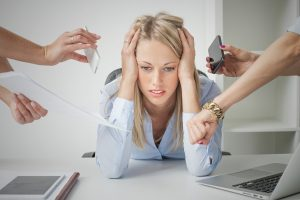 Cost of work-related stress