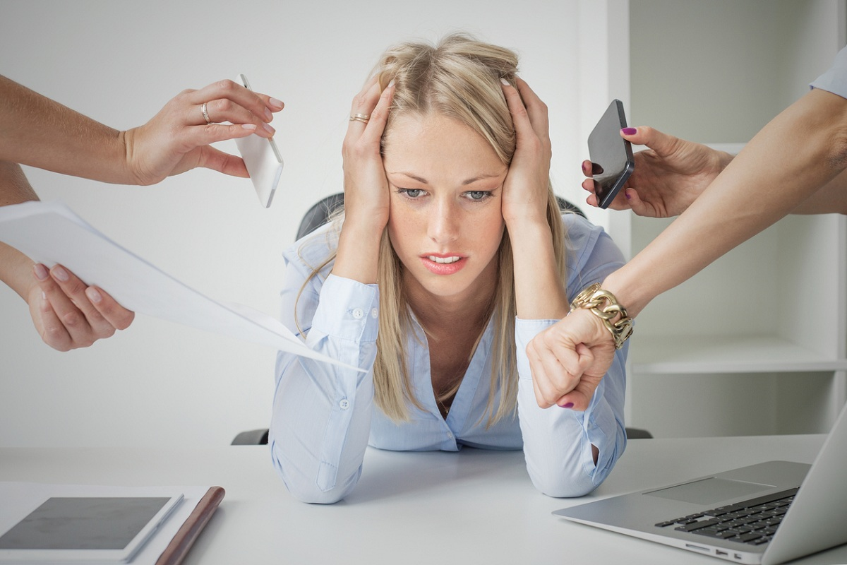 work related stress, stress, health, mental well-being, depression