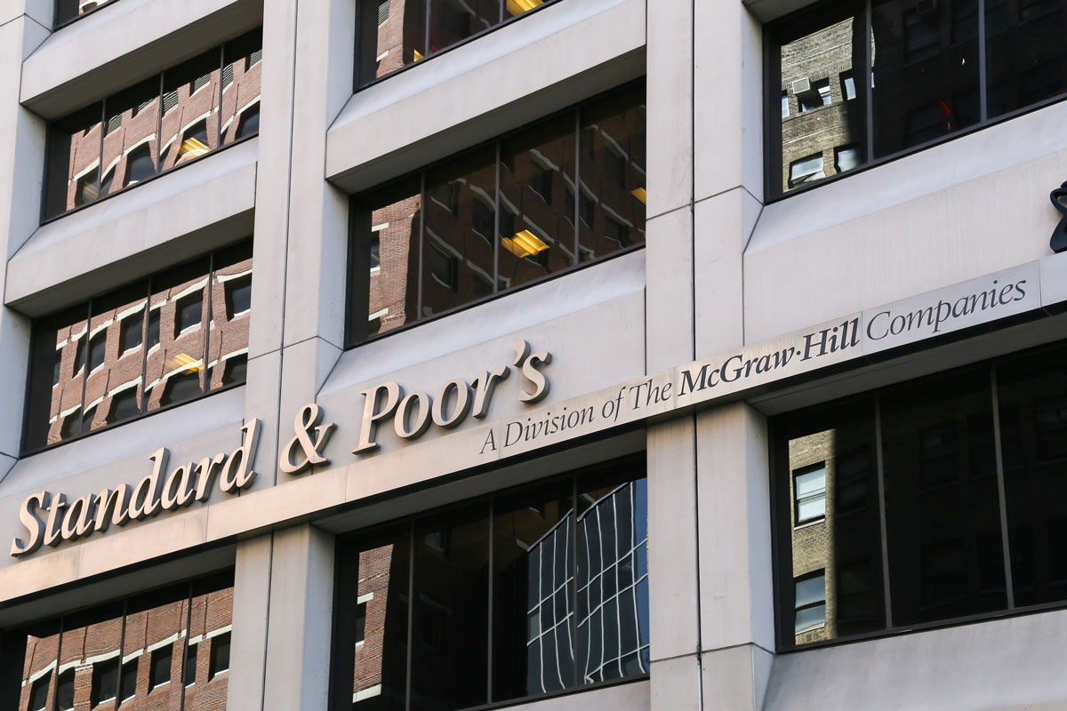 S&P Global Ratings, Moody's, India growth forecast