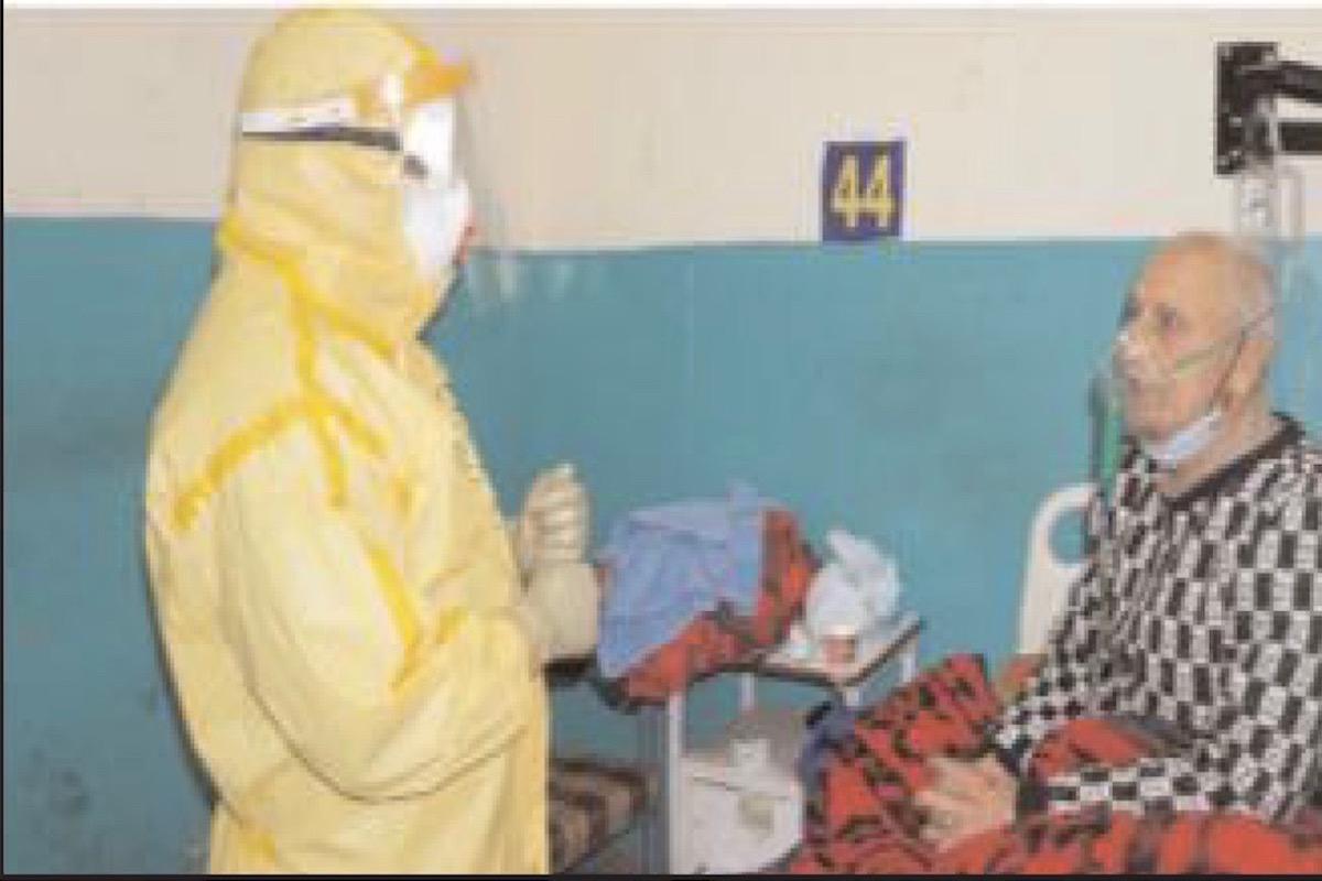 Himachal Pradesh health minister Dr Rajeev Saizal, Covid-19 patients, health workers, Corona Warriors,