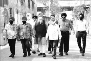 TMC leaders hold meeting with Akali Dal delegation