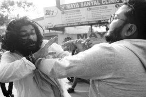 Siliguri BJP, Trinamul activists come to blows