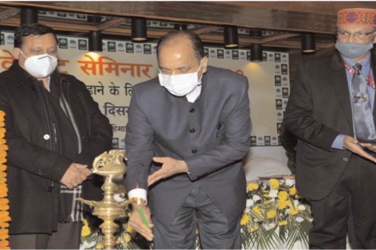 NABARD, Himachal Pradesh Chief Minister Jai Ram Thakur, agricultural produce,
