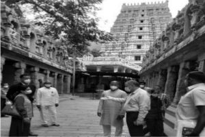 HP police top brass visit Tirupati for lessons on crowd management at religious places