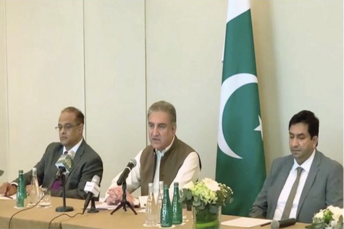 Pakistan foreign minister Shah Mehmood Qureshi, India, Surgical strike,