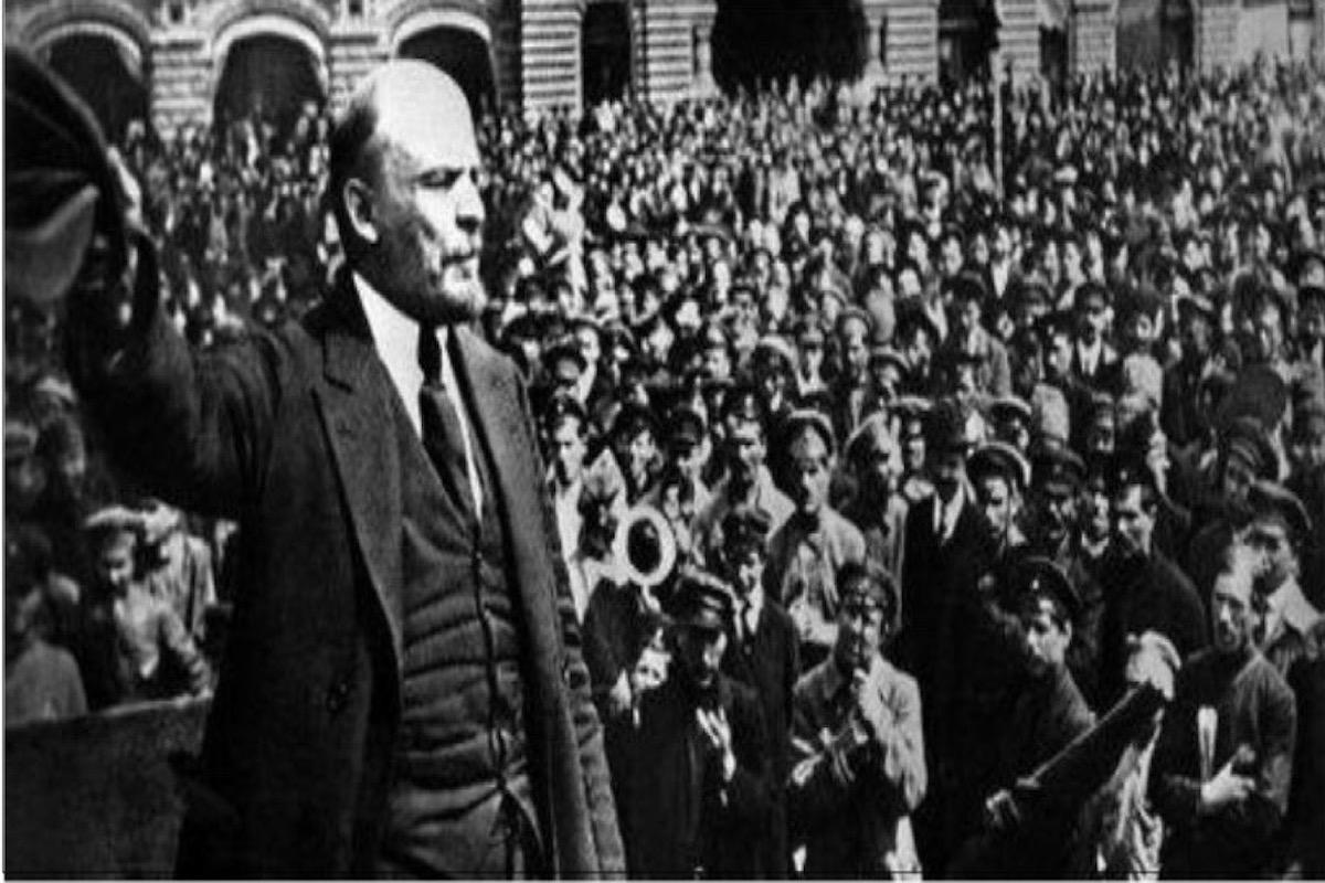 Vladimir Illyich Ulyanov Lenin, Communist, Marxism-Leninism, Soviet Union,